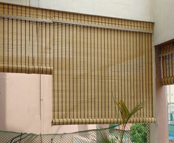 Pvc Outdoor Blinds Monsoon Blinds Exterior Blinds Bangalore