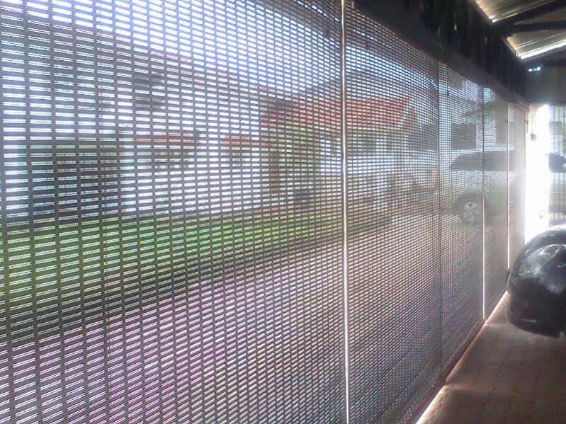 Pvc Outdoor Blinds Monsoon Blinds Exterior Blinds
