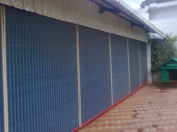 Pvc Outdoor Blinds Monsoon Blinds Exterior Blinds Bangalore Chennai