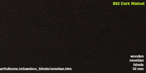 Wooden Venetian Blinds Window Blinds 50 Mm Slats Bangalore