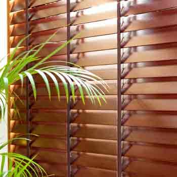 Wooden Venetian Blinds Window Blinds 50 Mm Slats Coimbatore