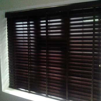 Wooden Venetian Blinds Window Blinds 50 Mm Slats Bangalore Coimbatore