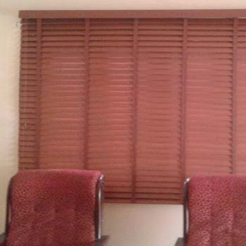 Wooden Venetian Blinds Window Blinds 50 Mm Slats Bangalore